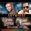 Anywhere (Deluxe Edition) [feat. Flo Rida & Benjamin Million], Kevin Lyttle