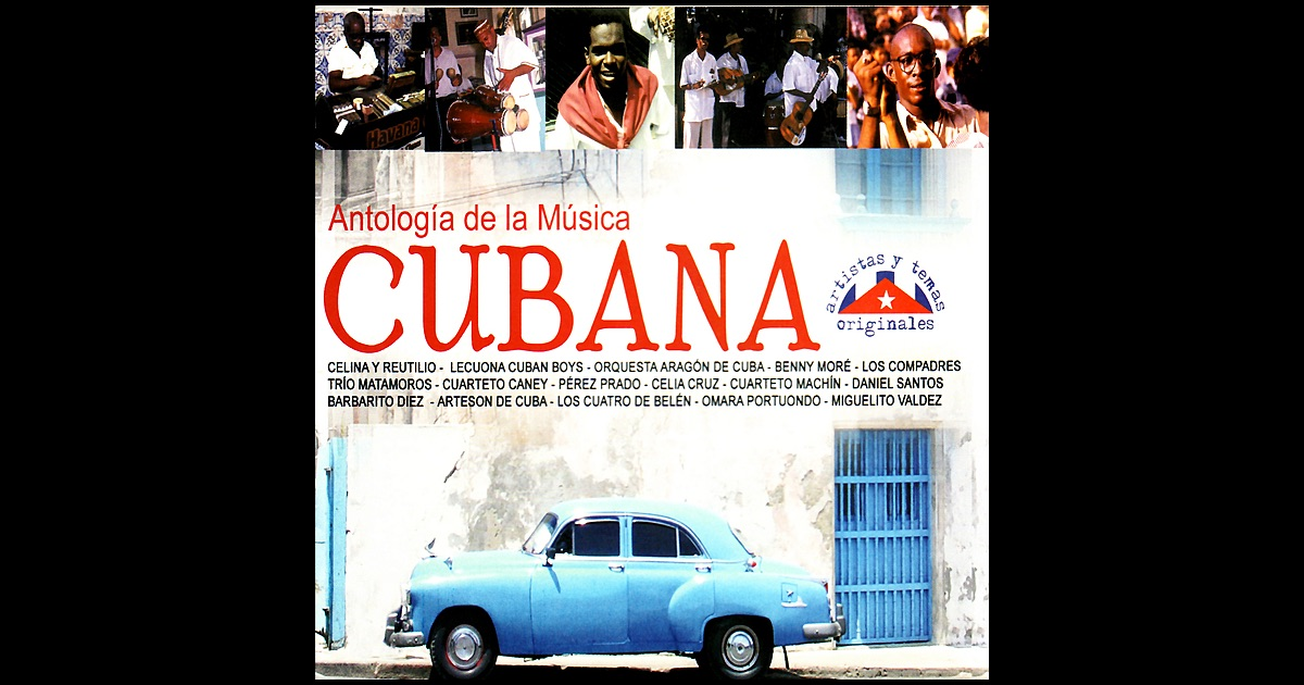 Antolog0eda de la m0fasica cubana