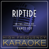 Download High Frequency Karaoke - Riptide (Instrumental Version)