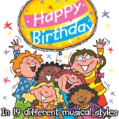 Kidzone - Happy Birthday artwork