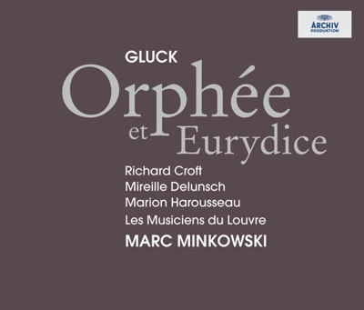 Gluck - Orphee & Eurydice  - Chaconne