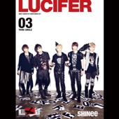SHINee - Lucifer artwork