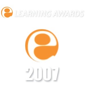 eLearning Awards 2007