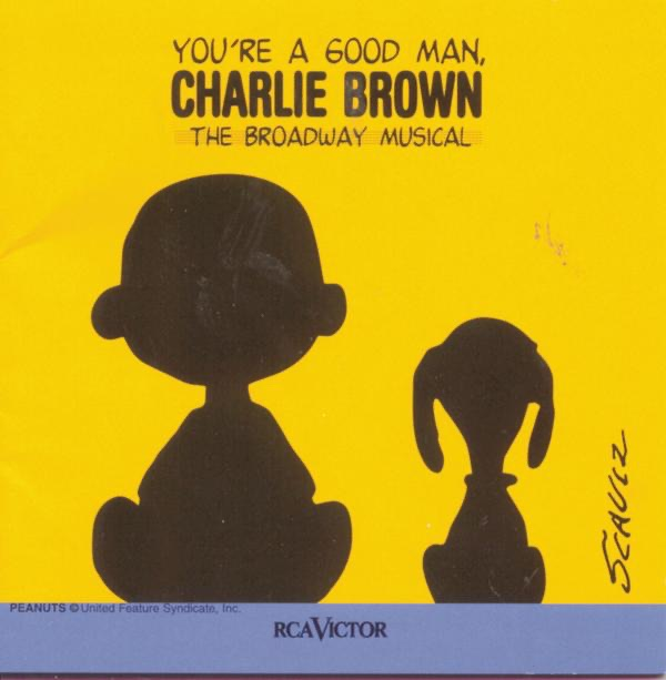You're a Good Man, Charlie Brown by Musical Cast Recording