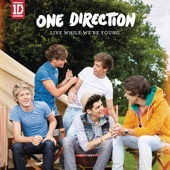 Live While We're Young - EP