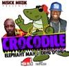 Crocodile - Single ジャケット写真