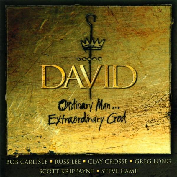 David Ordinary Man Extraordinary God Various Artists CD cover