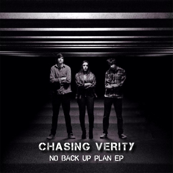 No Back Up Plan - EP Chasing Verity CD cover