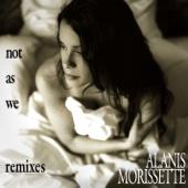 Not As We (Remixes) cover art
