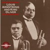 Louis Armstrong and King Oliver, King Oliver & Louis Armstrong