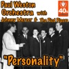 Personality - Single, Paul Weston and His Orchestra, Johnny Mercer & The Pied Pipers