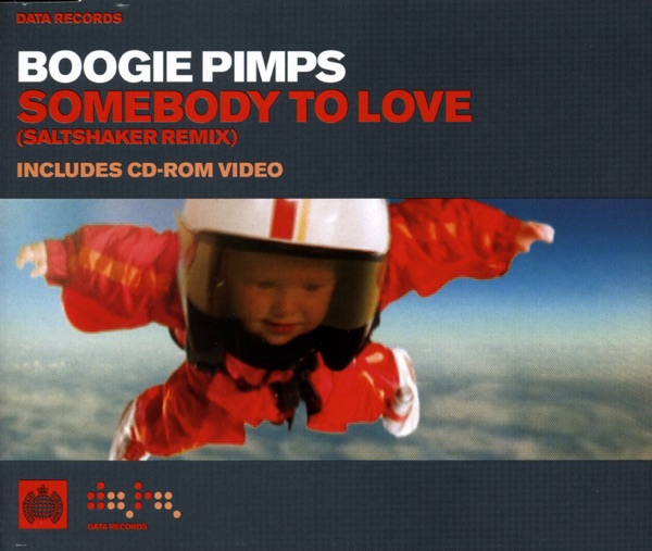 Cover art for Somebody To Love