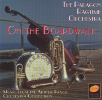 Picture of On The Boardwalk by Rick Benjamin & The Paragon Ragtime Orchestra