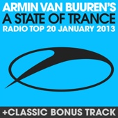 A State of Trance Radio Top 20 - January 2013 (Including Classic Bonus Track) cover art