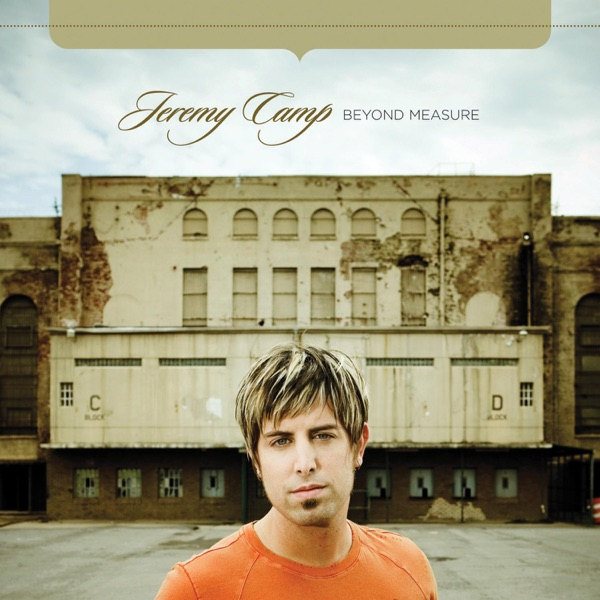 Beyond Measure Jeremy Camp CD cover