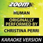 Human (No Backing Vocals) [Karaoke Version]