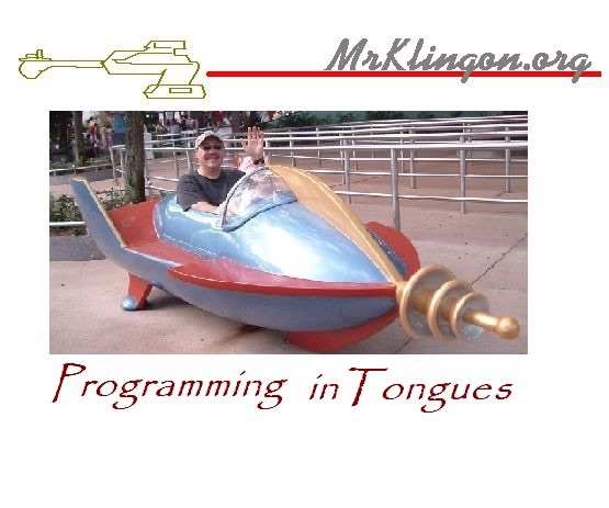 Programming in Tongues