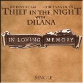 Thief in the Night & Dilana - In Loving Memory (feat. Chris Van Duyn & Johnny Rossa) kunstwerk
