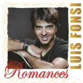 Romances: Luis Fonsi cover art