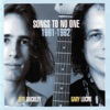 Songs to No One 1991-1992, Jeff Buckley & Gary Lucas