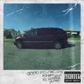good kid, m.A.A.d city (Deluxe Version) - Kendrick Lamar Cover Art
