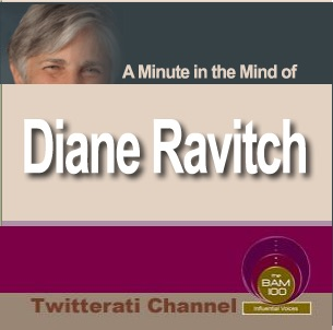 A Minute in the Mind of Diane Ravitch