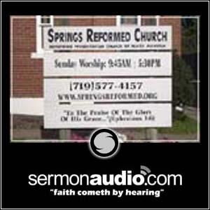 Springs Reformed Church - RPCNA