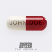 John Doe (feat. Priscilla) - Single cover art