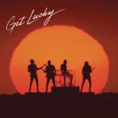 Daft Punk - Get Lucky (Radio Edit) [feat. Pharrell Williams] artwork