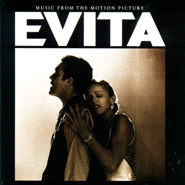 evita album cover by various artists. Black Bedroom Furniture Sets. Home Design Ideas