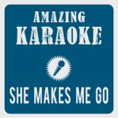She Makes Me Go (Radio Edit) [Karaoke Version] [Originally Performed By Arash & Sean Paul]
