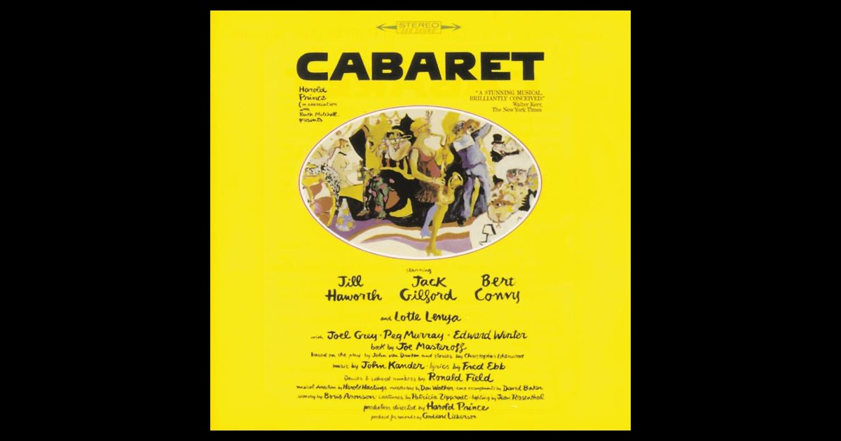 essay on sale cabaret