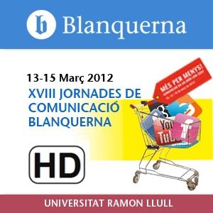 XVIII Jornades de Comunicació Blanquerna HD