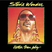 Stevie Wonder - Happy Birthday illustration