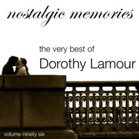 Picture of The Very Best of Dorothy Lamour (Nostalgic Memories Volume 96) by Dorothy Lamour