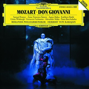 Mozart: Don Giovanni – Highlights – Berlin Philharmonic & Herbert von Karajan
