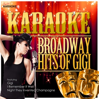 Karaoke – Musical – Hits of Gigi – EP – Ameritz Karaoke Hits