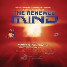 Renewing of the Mind, Pastor Bill Winston