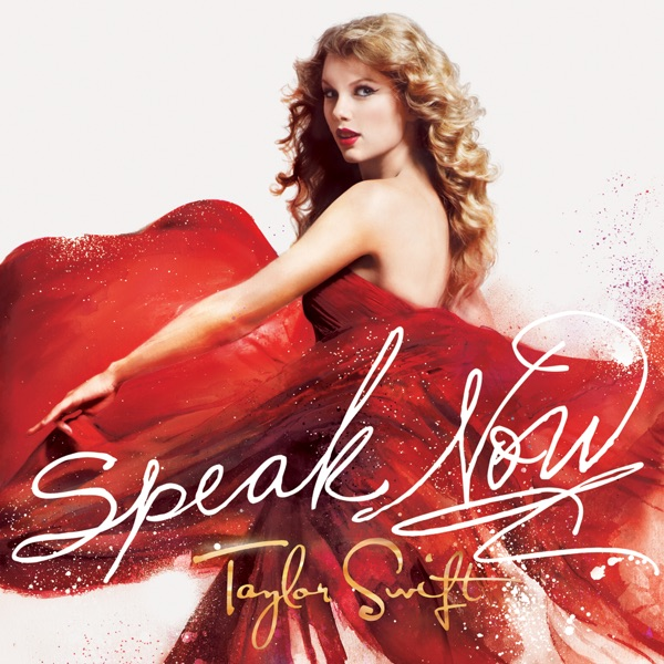 Ours - Single Taylor Swift CD cover