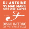 Disco Inferno - EP, DJ Antoine vs. Mad Mark with Cyndi Lauper