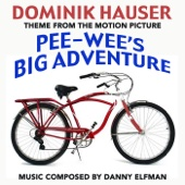 Pee Wee's Big Adventure (Theme from the Motion Picture) - Single cover art
