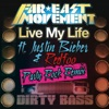 Live My Life (Party Rock Remix) [feat. Justin Bieber & Redfoo] - Single, Far East Movement