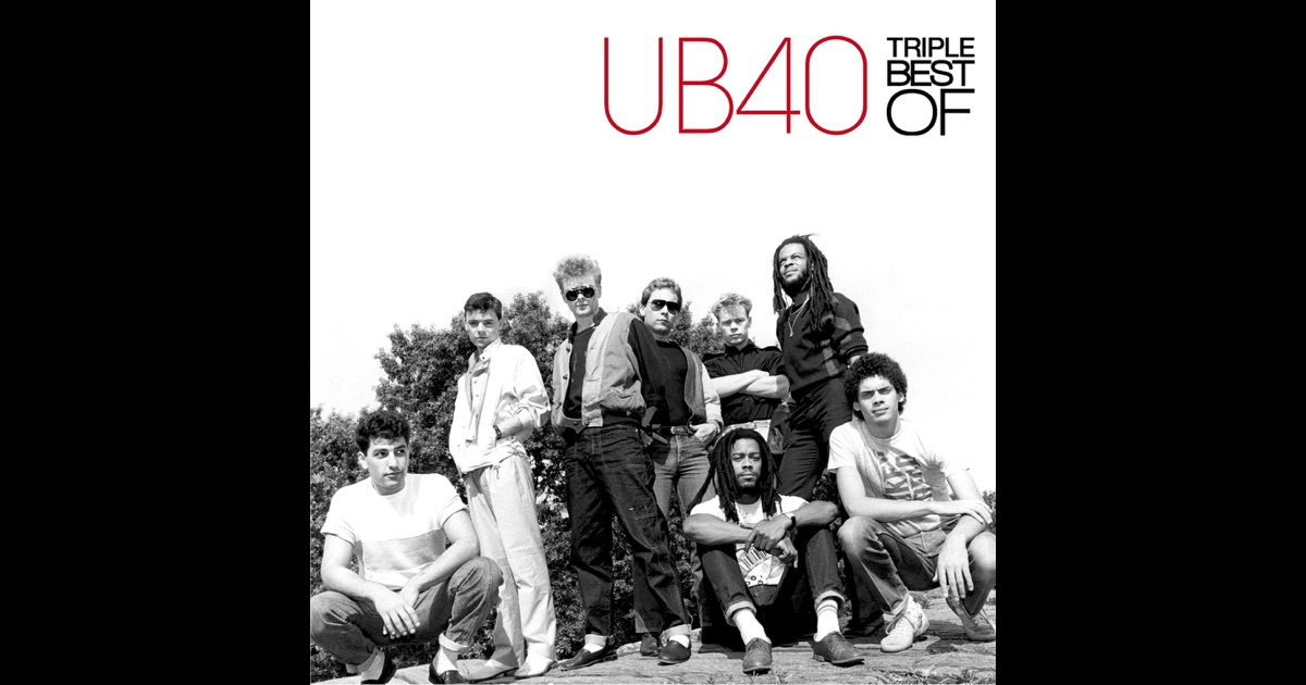 UB40* UB 40 - The Best Of...