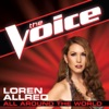 All Around the World The Voice Performance Single