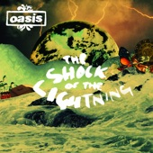 The Shock of the Lightning - Single