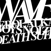 Waves / Death Suite - Single cover art