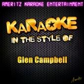 Wichita Lineman (Karaoke Version)