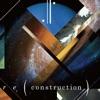 r e ( construction ) - EP ジャケット写真