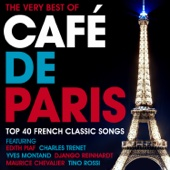 The Very Best of Café de Paris - Top 40 French Classic Songs (Dinner Party Jazz Edition)