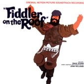 Fiddler on the Roof Original Motion Picture Soundtrack Chaim Topol John Williams Fiddler on the Roof Motion Picture Chorus Orchestra Halo granie